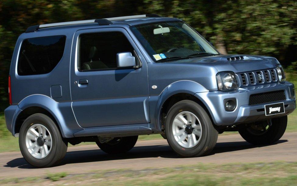 Нові Suzuki Jimny і Grand Vitara: перша інформація