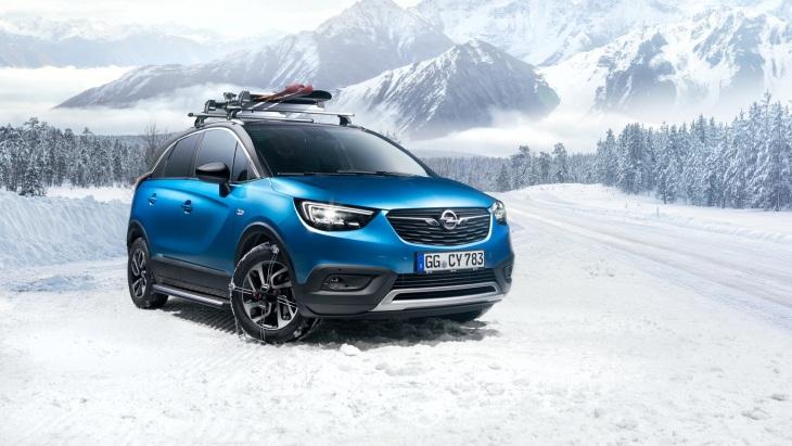 Opel Crossland X отримав нові опції