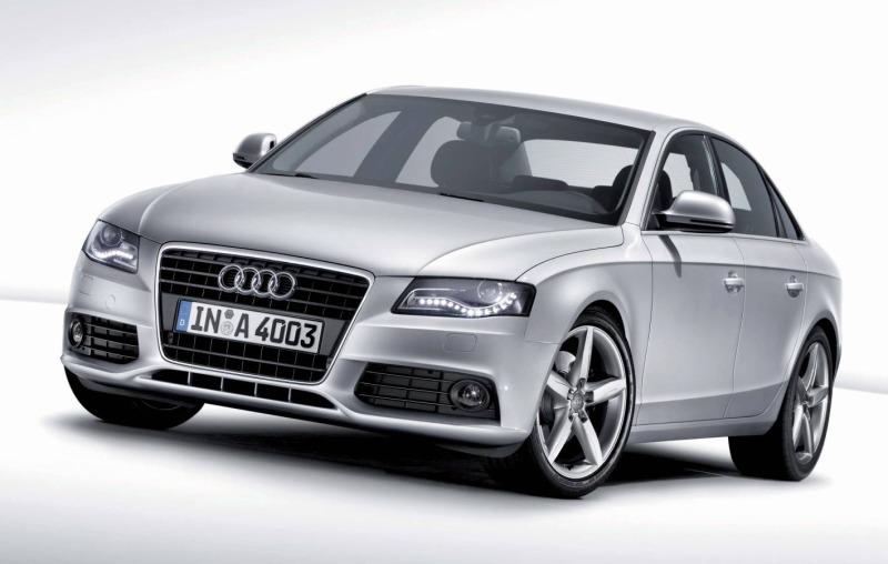 Audi обігнала Mercedes-Benz серед виробників автомобілів преміум-класу і зайняла 2-е місце