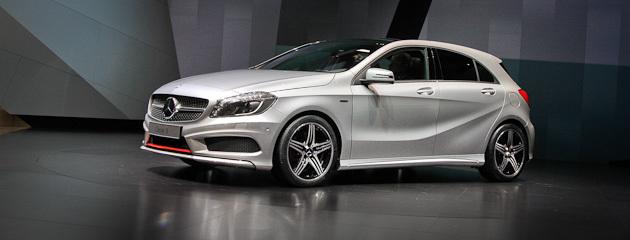 Кардинальне оновлення Mercedes-Benz