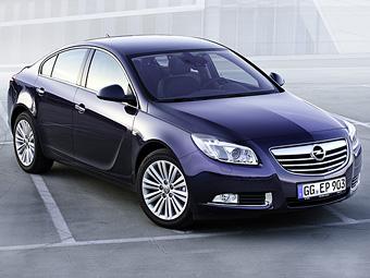 Opel Insignia отримав нові двигуни