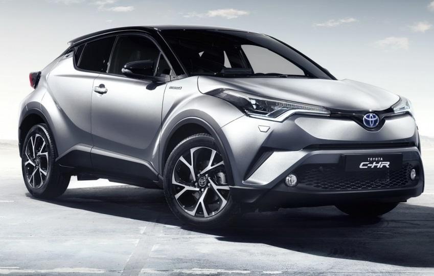 ��������� Toyota C-HR 2017: �������� ����������