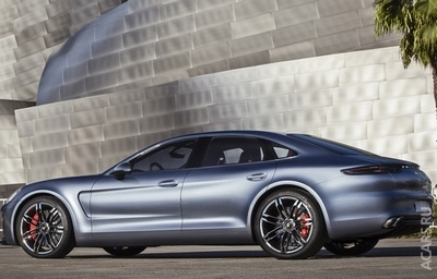 Porsche Panamera стане стройнішою