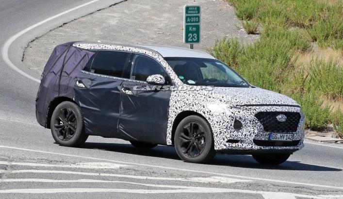 Hyundai Santa Fe 2019: відома нова інформація