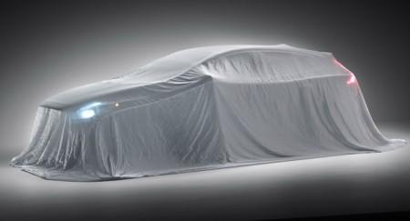 Тізер нового 5-дверного хетчбека Volvo V40