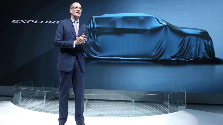 Ford показав перший новий Explorer