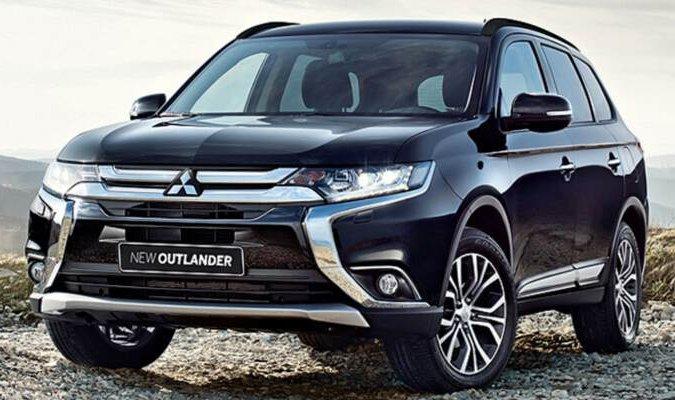 Mitsubishi Outlander перейде на «платформу» Renault-Nissan