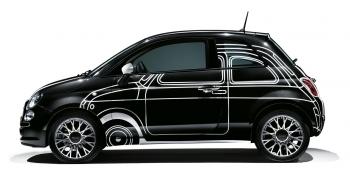 Fiat 500: три нових версії автомобіля