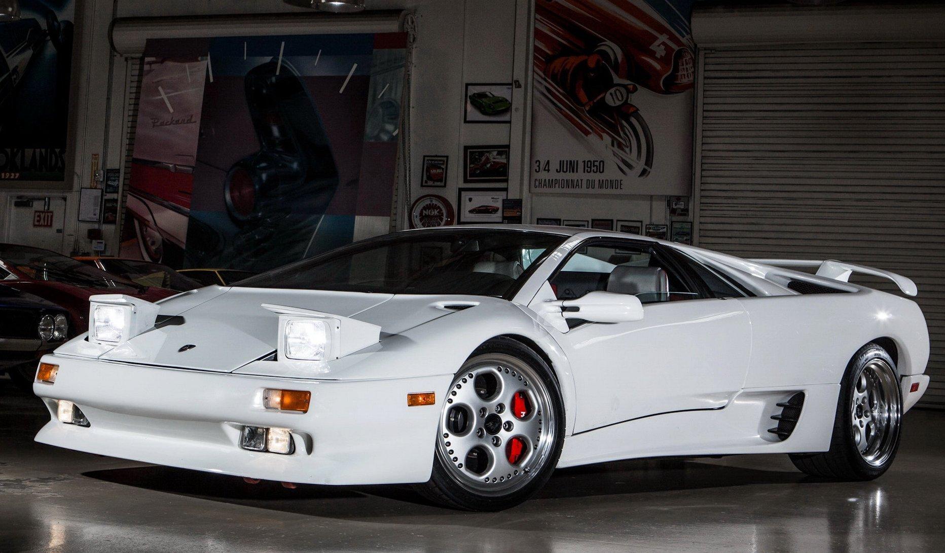 Lamborghini Diablo за $4 600: буває і таке