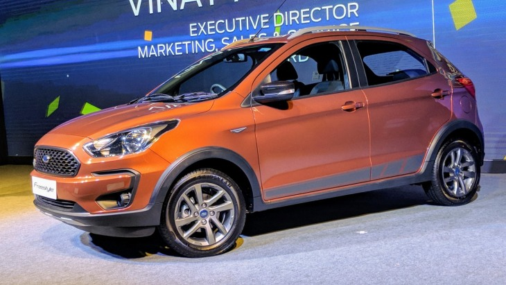 Ford Freestyle: новий маленький «кроссовер»