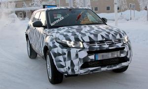 Land Rover Freelander 3 потрапив в об'єктиви фотошпигунів