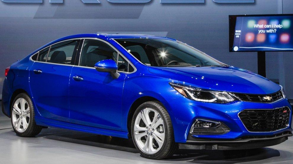 Новий Chevrolet Cruze: перша інформація