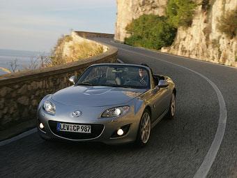 Наступна Mazda MX-5 отримає маленький турбомотор