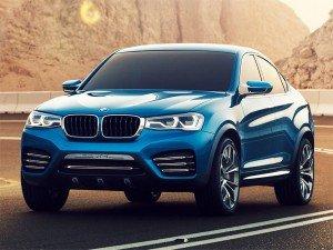 Кросовер BMW X4
