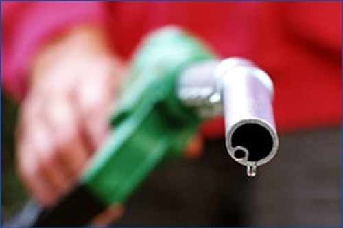 Нафтова бульбашка починає тріскати