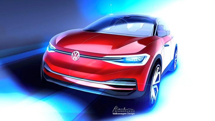 Електричний кросовер від Volkswagen отримав