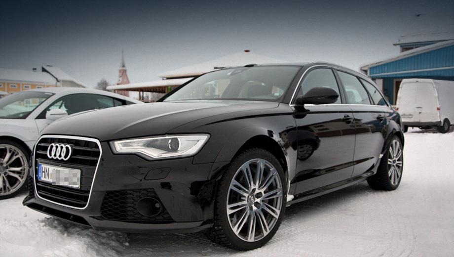 Європа отримає Audi RS6 нового покоління в кінці 2013 року