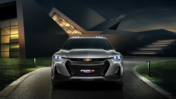 На тестах помічений новий кросовер Chevrolet