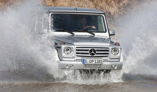 Новий позашляховик Mercedes G-class: повернення легенди