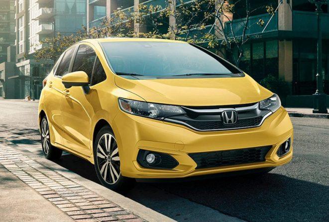 Honda Fit 2018: як оновився