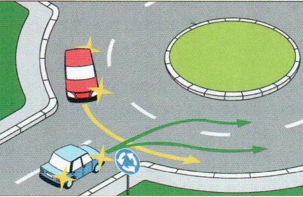 Правила дорожнього руху в Україні змінено