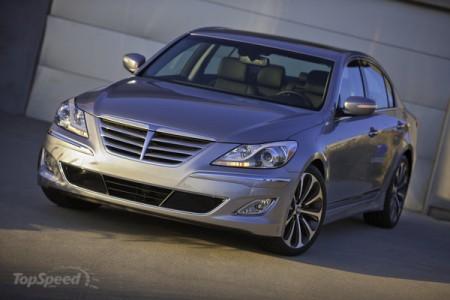 Оновлений Hyundai Genesis - нові деталі