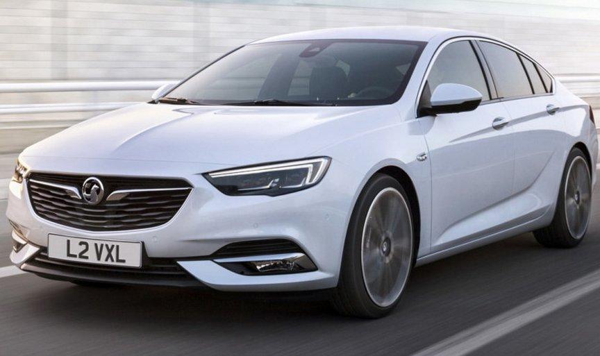 Оновлена Opel Insignia представлена офіційно