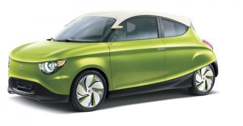 Концептуальний Suzuki Regina