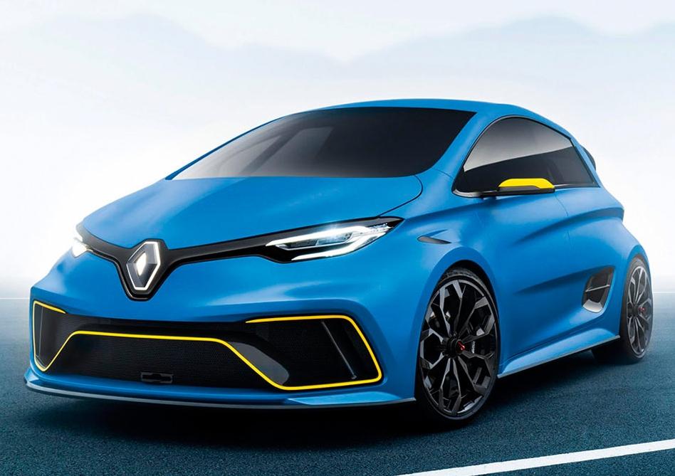 Renault Zoe RS: новий потужний