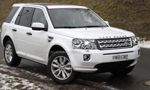 Land Rover готує оновлений Freelander 2