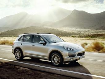 Porsche Cayenne оснастять дизельною