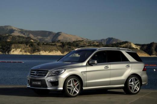 Mercedes ML 63 AMG за 116 450 євро