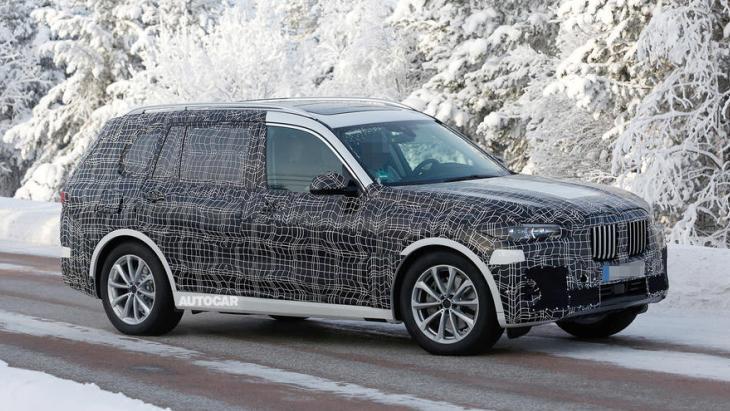Відома дата прем'єри позашляховика BMW X7
