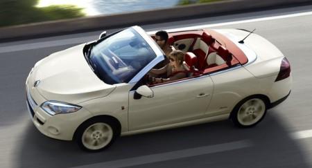 Купе-кабріолет Renault Megane Floride