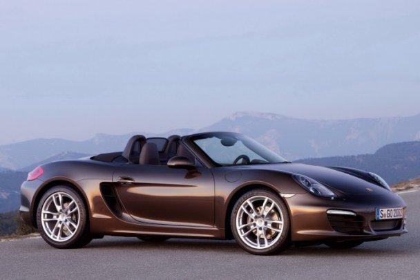 У мережі презентували новий Porsche Boxster