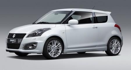 Новий Suzuki Swift Sport