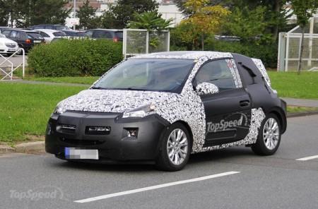 Нова модель - Opel Junior
