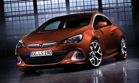 Opel Astra OPC 2012 року