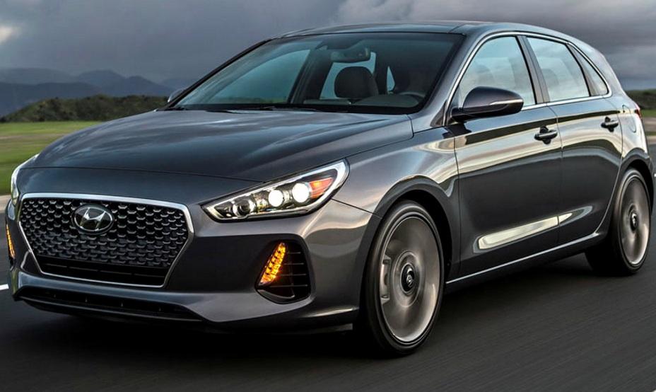 Hyundai офіційно розсекретила 2018 Elantra GT
