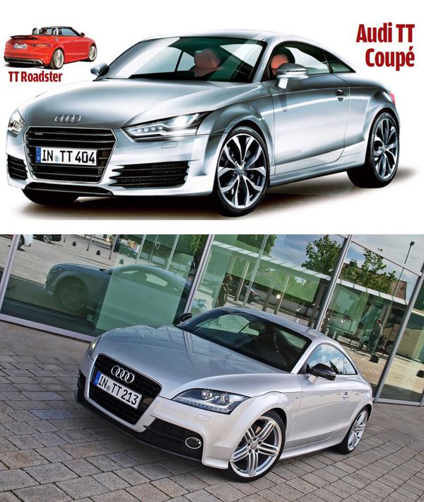 Audi готує нову ТТ