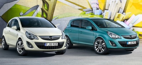 Характеристика автомобіля Opel Corsa