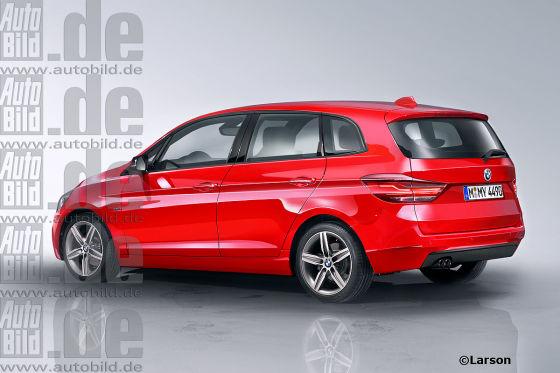 Нова BMW отримає передній привід