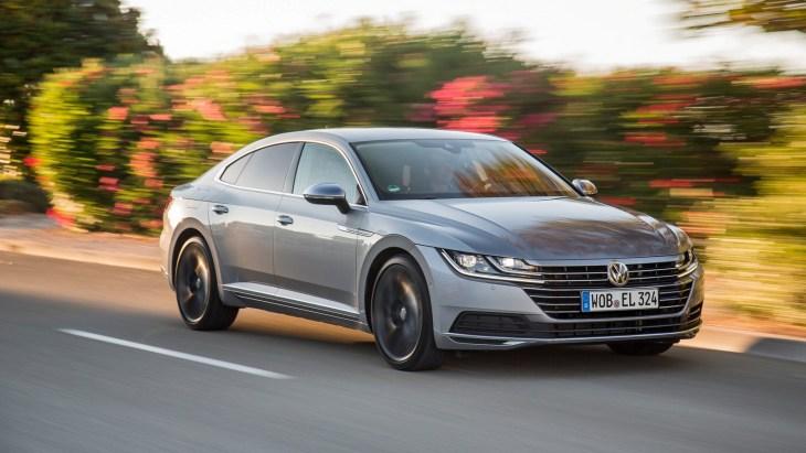 Volkswagen Arteon готується до дебюту