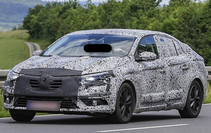 Новий Renault Megane: інформація про