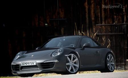 Porsche 911 SP 370 від Sportec