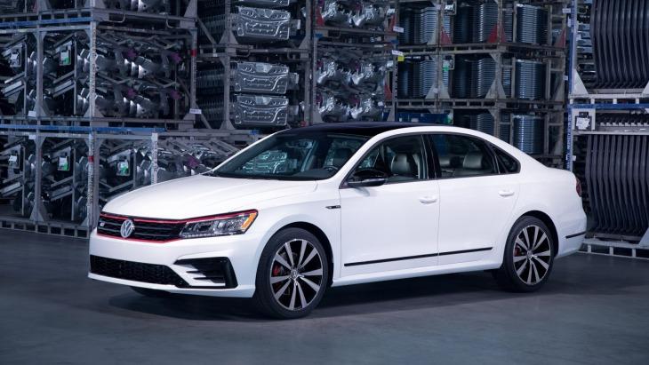 VW представив серійний Passat GT