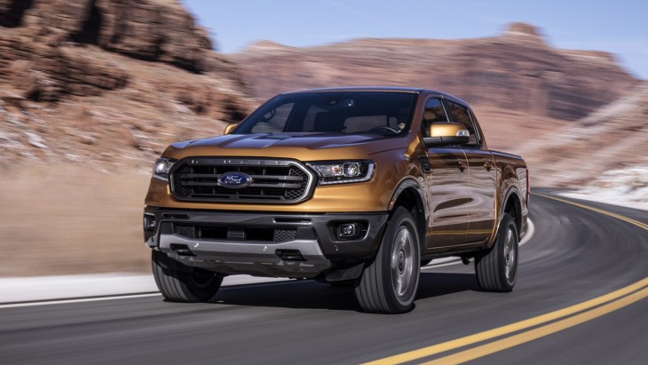 Ford Ranger 2019: офіційна презентація