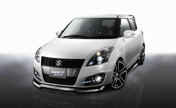 Suzuki Swift отримає нову версію
