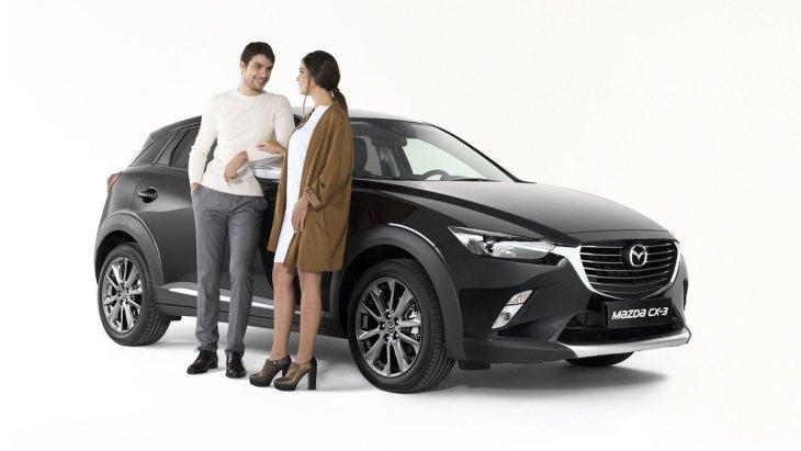 Кросовер Mazda CX-3 отримав нову версію