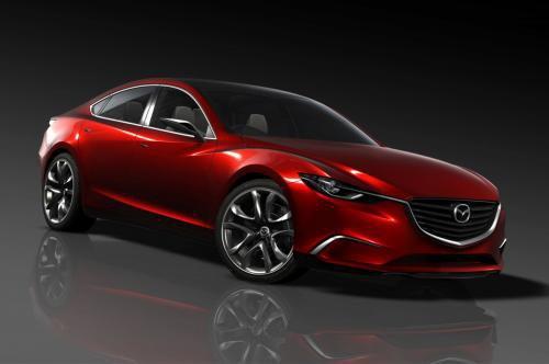 Офіційна презентація Mazda6 new